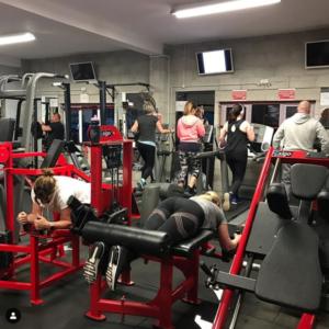 Helston, Cornwall Gym