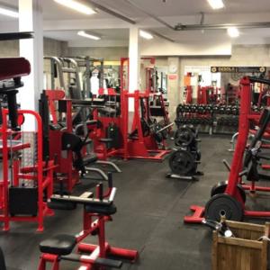 Helston Gym