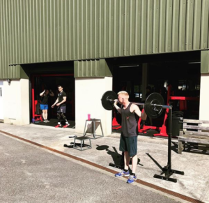 Gym in Helston Cornwall